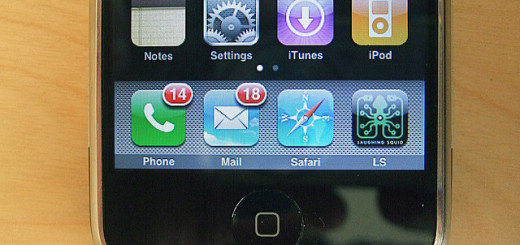 Laughing Squid iPhone Webclip Icon