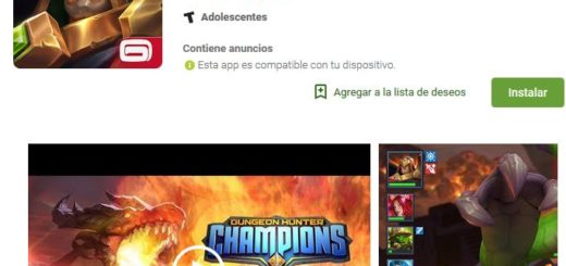 dungeon champions gameloft